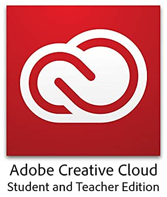 Adobe Creative Cloud - 1 Jahreslizenz - Student and Teacher - multilingual [MAC & PC Download]