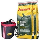 Josera 2 x 15 kg YoungStar Knuspiebag