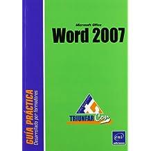 Word 2007. triunfar con