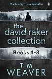 The David Raker Collection Books 4-8 (David Raker Missing Persons) (English Edition)