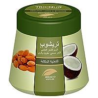Trichup 60ml Crema saludable del cabello Herbal Henna Crema natural para el kit normal del pelo Cuidado del Cabello