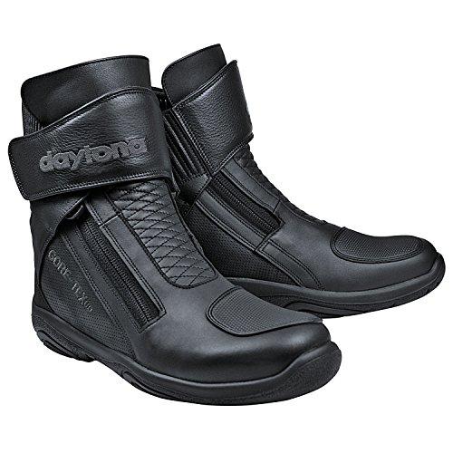 Daytona ARROW SPORT GTX Herren Motorradstiefel Leder - schwarz Größe 44
