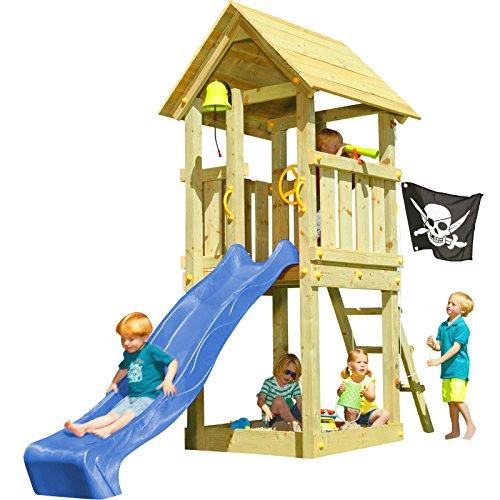 Holzdach-Bausatz - Kinderspielgeräte