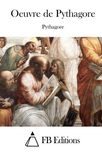 Oeuvre de Pythagore