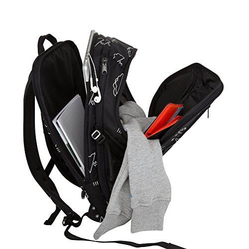 Aevor Backpack sac à dos 48 cm compartiment ordinateur portable