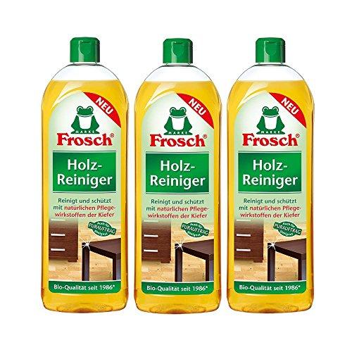 3x Frosch Holz Reiniger 750 ml - mit natürlichen...