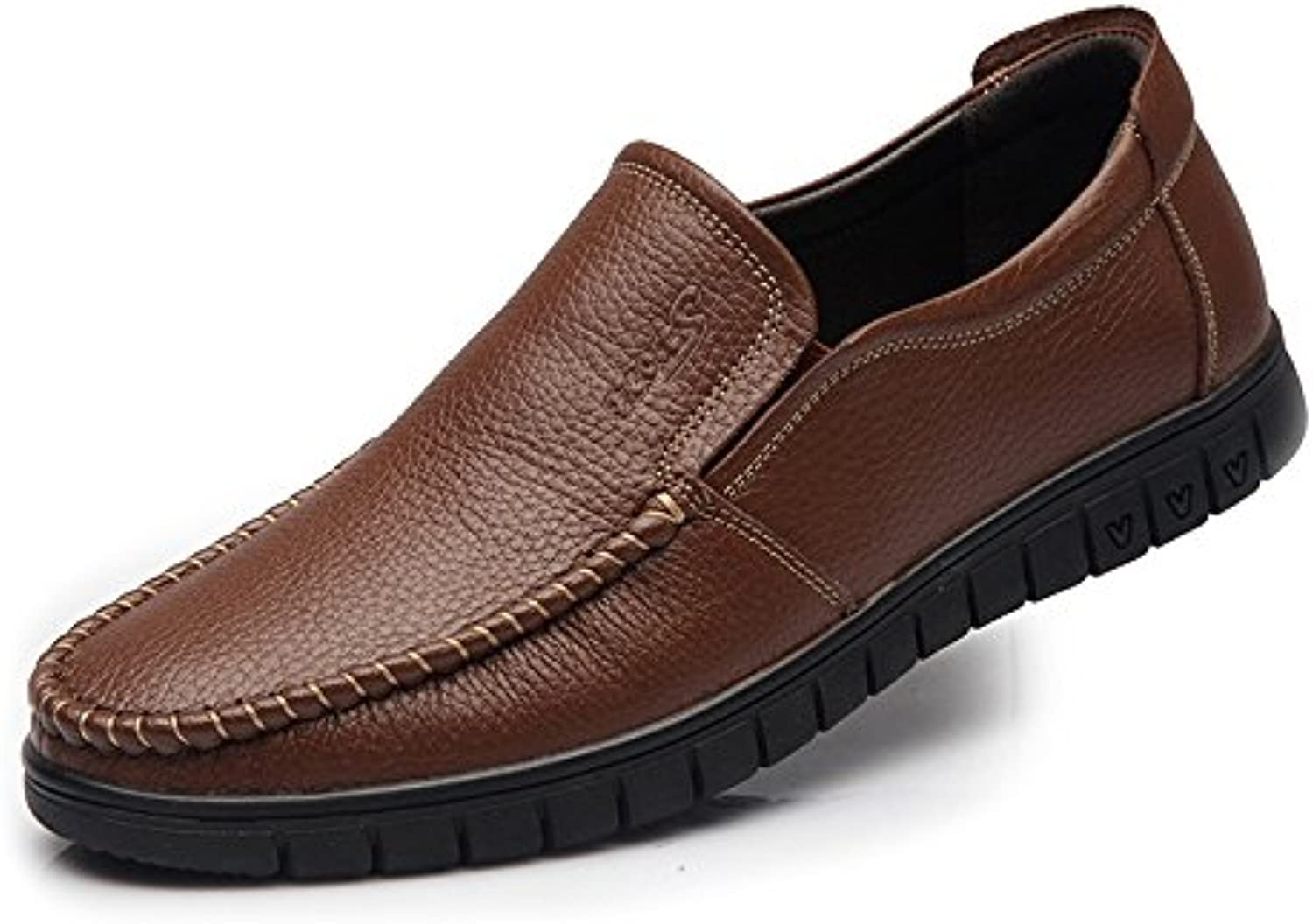 Jiuyue-shoes, Zapatos Slip On Loafer para Hombre Oxfords Formales Soft Outsoles Large Size,Zapatos Oxford Hombre...