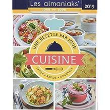 Almaniak Cuisine, 1 recette par jour 2019