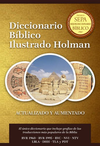 Diccionario Biblico Ilustrado Holman / Holman Illustrated Bible Dictionary