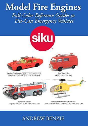 model-fire-engines-siku-full-color-reference-guides-to-die-cast-emergency-vehicles