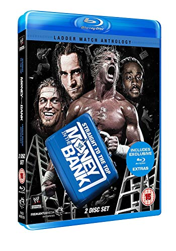 WWE: Straight To The Top: The Money In the Bank Ladder Match Anthology [Blu-ray] [UK Import]