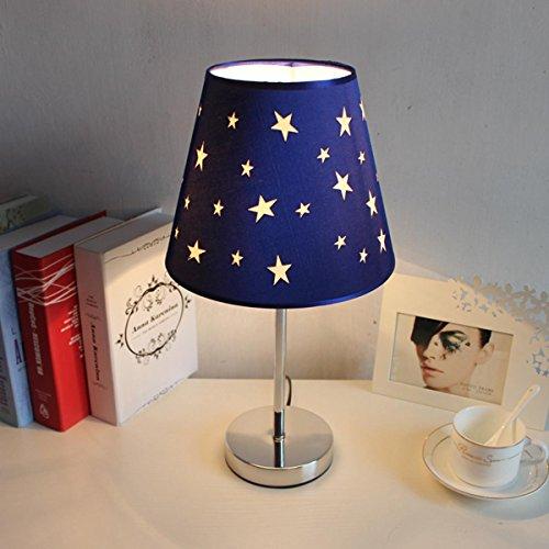 Moderne einfache Mode Schreibtisch Lampe dekorative Nachttischlampe für Schlafzimmer Badezimmer Baby Zimmer