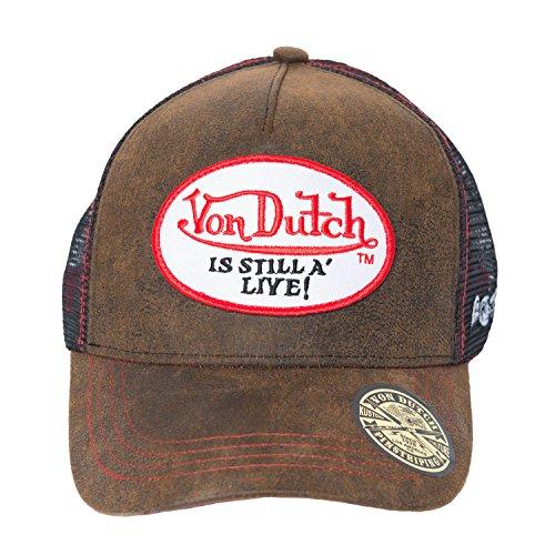 von-dutch-mens-patch-still-alive-leather-trucker-hat-one-size