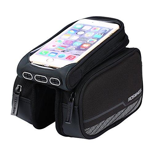 Roswheel Wasserdicht Straßen-Fahrrad-Smartphone Tasche für Bike-Zubehör