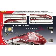 Mehano - Juguete de modelismo ferroviario escala HO (H0 Start-Set TGV Thalys T106)