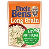 UNCLE BEN'S Long Grain Microwave Rice, 250 g - Serves 2