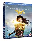 Wonder Woman [Blu-ray 3D + Blu-ray + Digital Download] [2017] [Region Free]