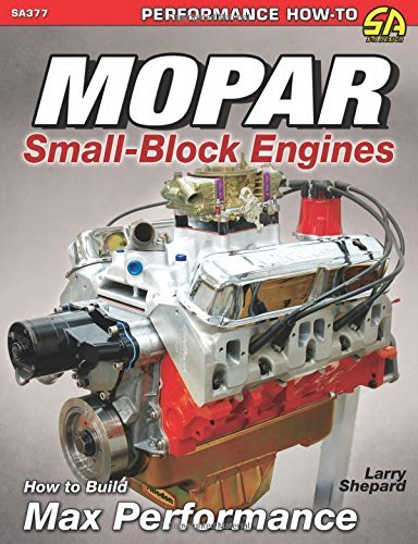 Mopar Small-Block Engines: How to Build Max Performance (Performance How-to) by Larry Shepard (2016-09-26)