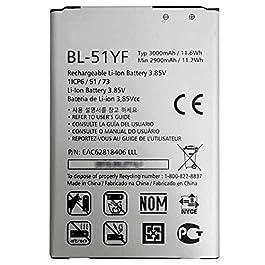 BL-51YF – 3000mAh Battery for LG G4 F500H815