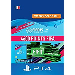 FIFA 19 Ultimate Team - 4600 FIFA Points | Code Jeu PS4 - Compte français
