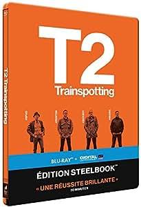 T2 Trainspotting [Blu-ray + Copie digitale - Édition boîtier SteelBook]