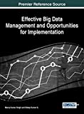 Handbook of Research on Big Data Management and Applications (Advances in Data Mining...