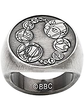 Dr. Who Saxons Master Ring