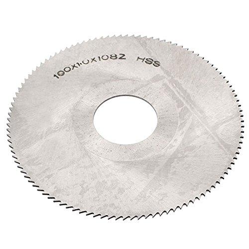 HSS 108 Zähne Aufschlitzen Sägeblatt Schneider Schneidwerkzeug 100mmx27mmx1mm