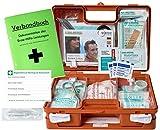 Verbandskoffer/Verbandskasten (K) - Erste Hilfe Nach Din 13157 für Betriebe -DSGVO-