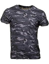 Gov Denim - T Shirt Tb-1001 Noir