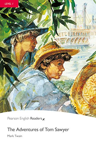 level-1-the-adventures-of-tom-sawyer-pearson-english-graded-readers