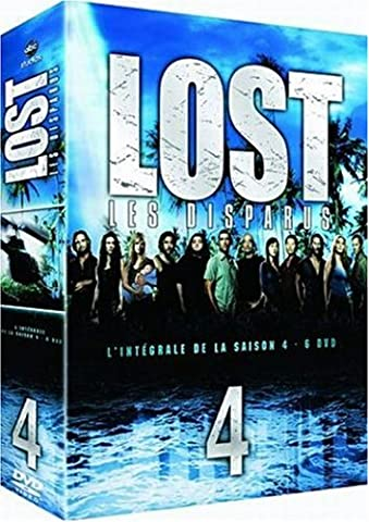 Lost, les disparus : L'integrale saison 4 - Coffret 6