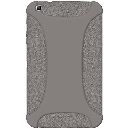 Amzer 96090 Silicone Skin Jelly Case - Grey for Samsung Galaxy Tab 3 8.0 SM-T315, Samsung Galaxy Tab 3 8.0 SM-T310, Samsung Galaxy Tab 3 311 SM-T3110  available at amazon for Rs.749