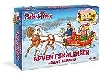 CRAZE Adventskalender Weihnachtskalender für Mädchen Spielzeug Kalender tolle Inhalte