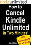 Cancel Kindle Unlimited: How To Cance...