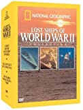 National Geographic Mysteries of the Deep - The Lost Ships of World War II Collection (Search for the Battleship Bismarck / The Lost Fleet of Guadalcanal / The Search for Kennedy's PT 109) [Import USA Zone 1]