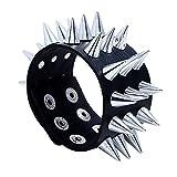 eddfc7b6c1ce Originaltree Punk - Pulsera de Piel sintética para Hombre y Mujer