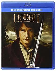 Lo Hobbit: Un Viaggio Inaspettato (2 Blu Ray)