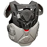 chest guard Fox Airframe Pro Jacket Grey S/M