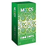 Moods, one of the largest selling premium brands of condoms in India has launched a new variant in November. The unique variant of Moods condoms called Moods 1500 dots is studded with five times more dots than the normal dotted condom resulting in fi...