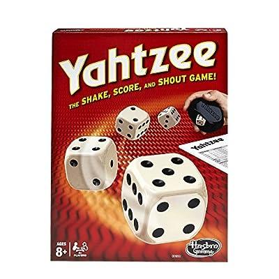 Hasbro 950482 Yahtzee Dice Game