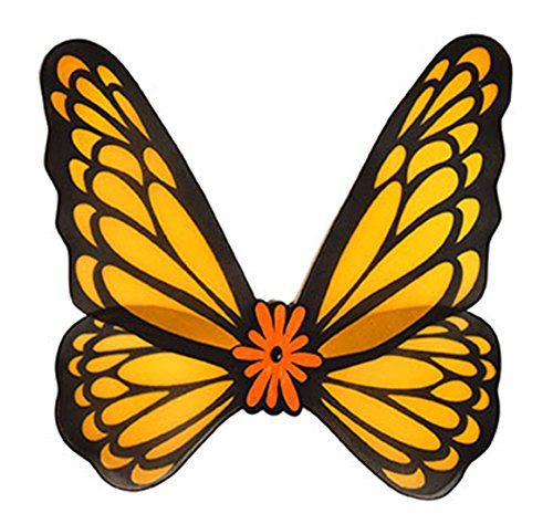 Fancy Ole - Kinder Kostüm Flügel- Schmetterling- Fee- Elfe, 73x76cm, (Kostüme Sexy Mulan)