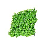 #9: Street27 Artificial Fish Aquarium Tank Decor Aquatic Green Plant Grass Turf Vanilla