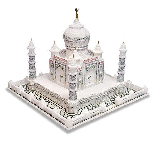 Indien Souvenirs (Künstler Haat Taj Mahal-Indien Gifts Replcia Souvenir, 25,4 cm)