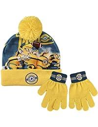 Amazon.it  cappello - Minions   Cappelli e cappellini   Accessori ... b382bd406c77