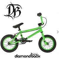 DiamondBack REMIX BMX 12 Inch Wheel - 8 Inch Frame In Green