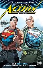 Superman - Action Comics Vol. 3: Men of Steel (Rebirth) de Dan Jurgens
