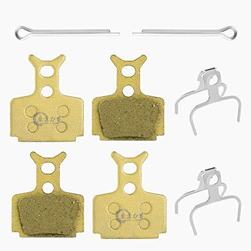 EASTERN POWER 2 Paia Pastiglie Freni Semi-Metalliche per Formula R1 RX C1 RR1 R0 Mega The One Pastiglie Freno a Disco MTB