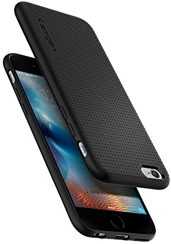 Spigen SGP11751 Capsule Coque pour iPhone 6/6S TPU Souple, Protection Anti Choc, Anti Rayure, Anti Glisse,No