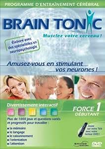 Brain tonic force 1 debutant